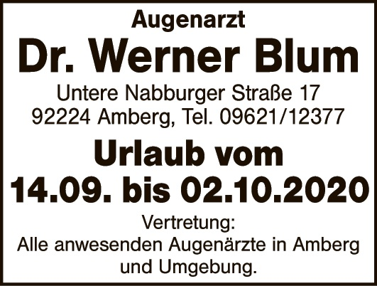 Sie sucht ihn in amberg markt.de